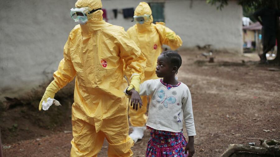 Ebola mit experimentellem Mittel geheilt