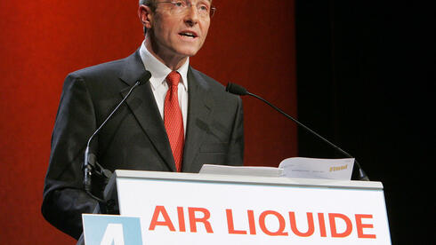 Air Liquide-Chef Benoit Potier. Quelle: ap