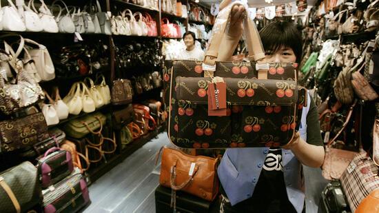 Fake Louis Vuitton Taschen