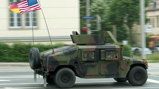 Markenstreit: Humvee-Hersteller verklagt Activision Blizzard