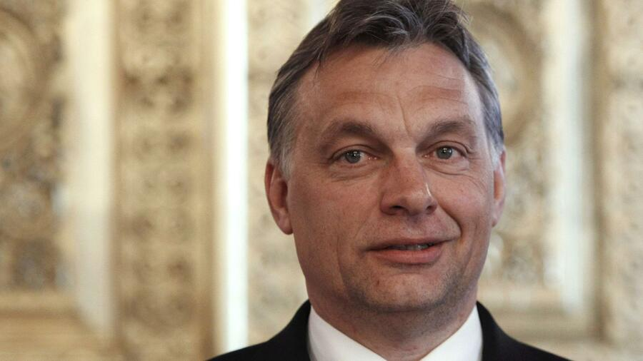 Viktor Orban. Quelle: Reuters