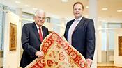 Schadensersatz: Teppichhändler klagt gegen die Deutsche Bank