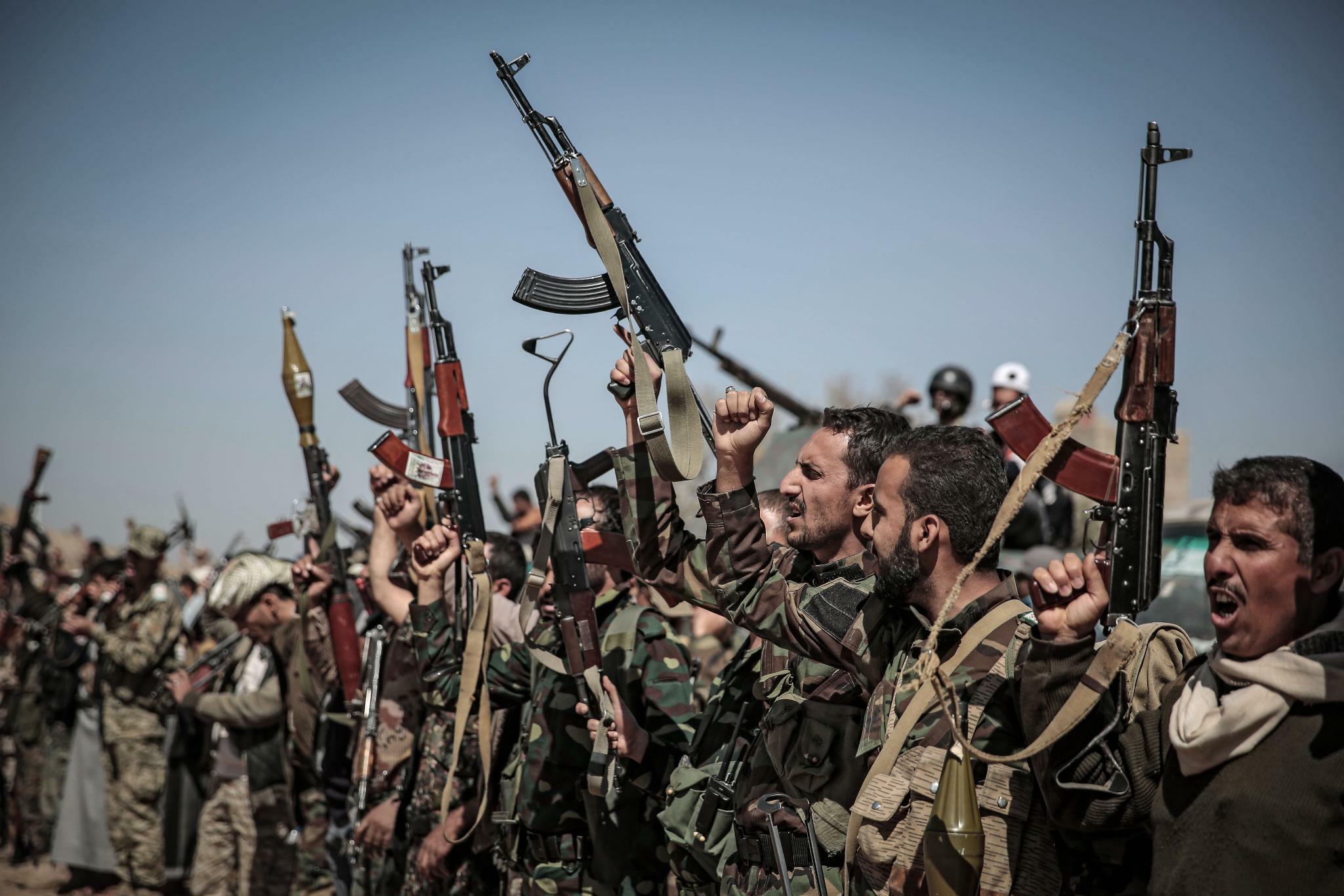Huthi-Rebellen kapern Schiff im Roten Meer