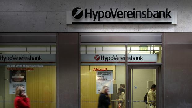 Hunderte filialen schlie en kahlschlag bei der hypo Depot filialen hamburg