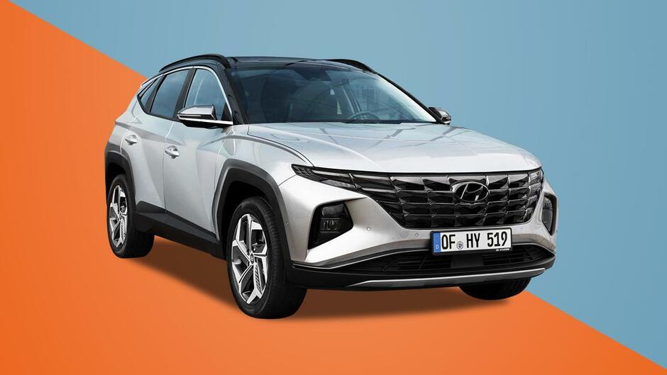 Hyundai Tucson Hybrid 2021 Preis Ps Verbrauch