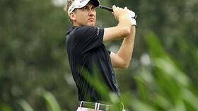 Ian Poulter spielte in Hongkong furios auf. Foto: SID Images/pixathlon Quelle: SID