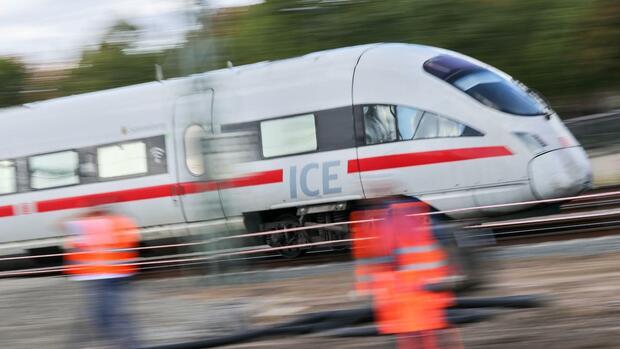 Die Deutsche Bahn fährt am Limit