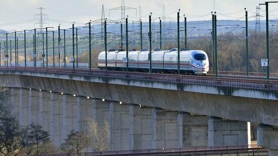Viele Züge zwischen München und Berlin unpünktlich