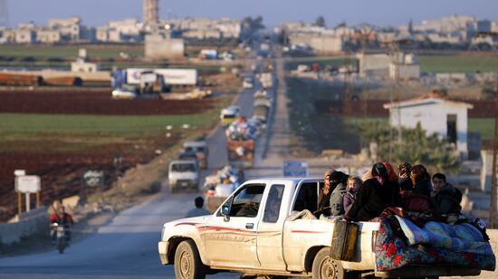 Blutiges Wochenende in Syrien - mindestens 23 Zivilisten sterben bei Luftangriffen