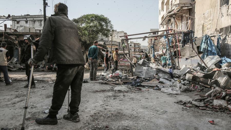 Russland soll Waffenruhe in Idlib erzielt haben