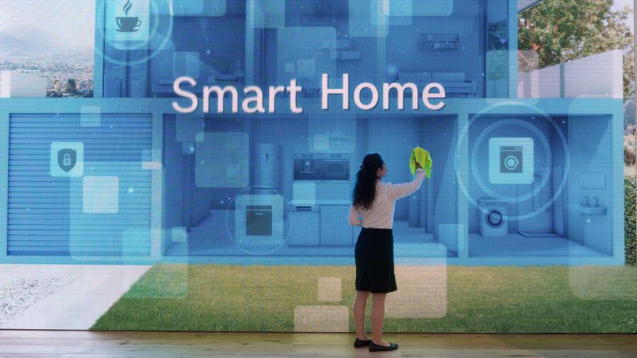 smart home und ifa siri mach 39 es kuschelig. Black Bedroom Furniture Sets. Home Design Ideas