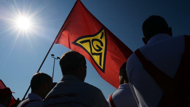 Erster Warnstreik bei Porsche am Donnerstag