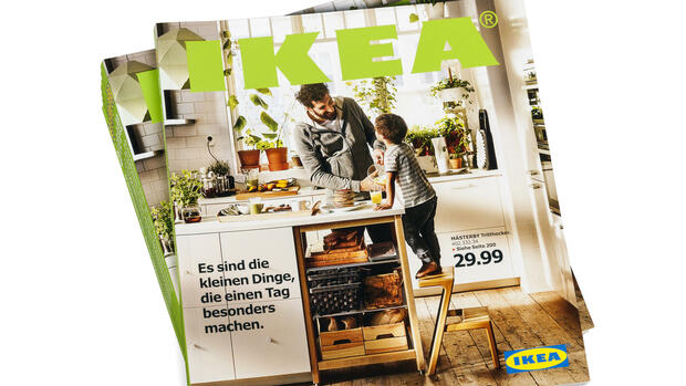 der neue katalog ist da ikea greift bei k chen an. Black Bedroom Furniture Sets. Home Design Ideas