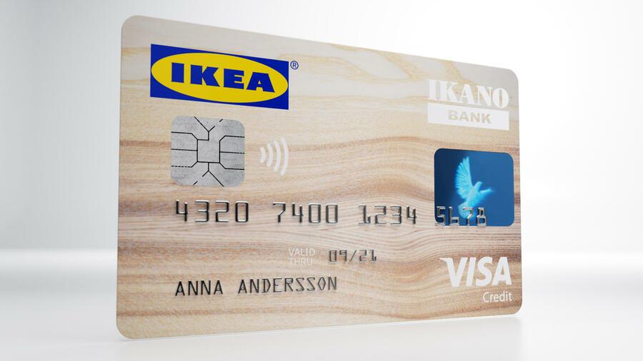 wenn die kreditkarte von lufthansa oder ikea kommt. Black Bedroom Furniture Sets. Home Design Ideas