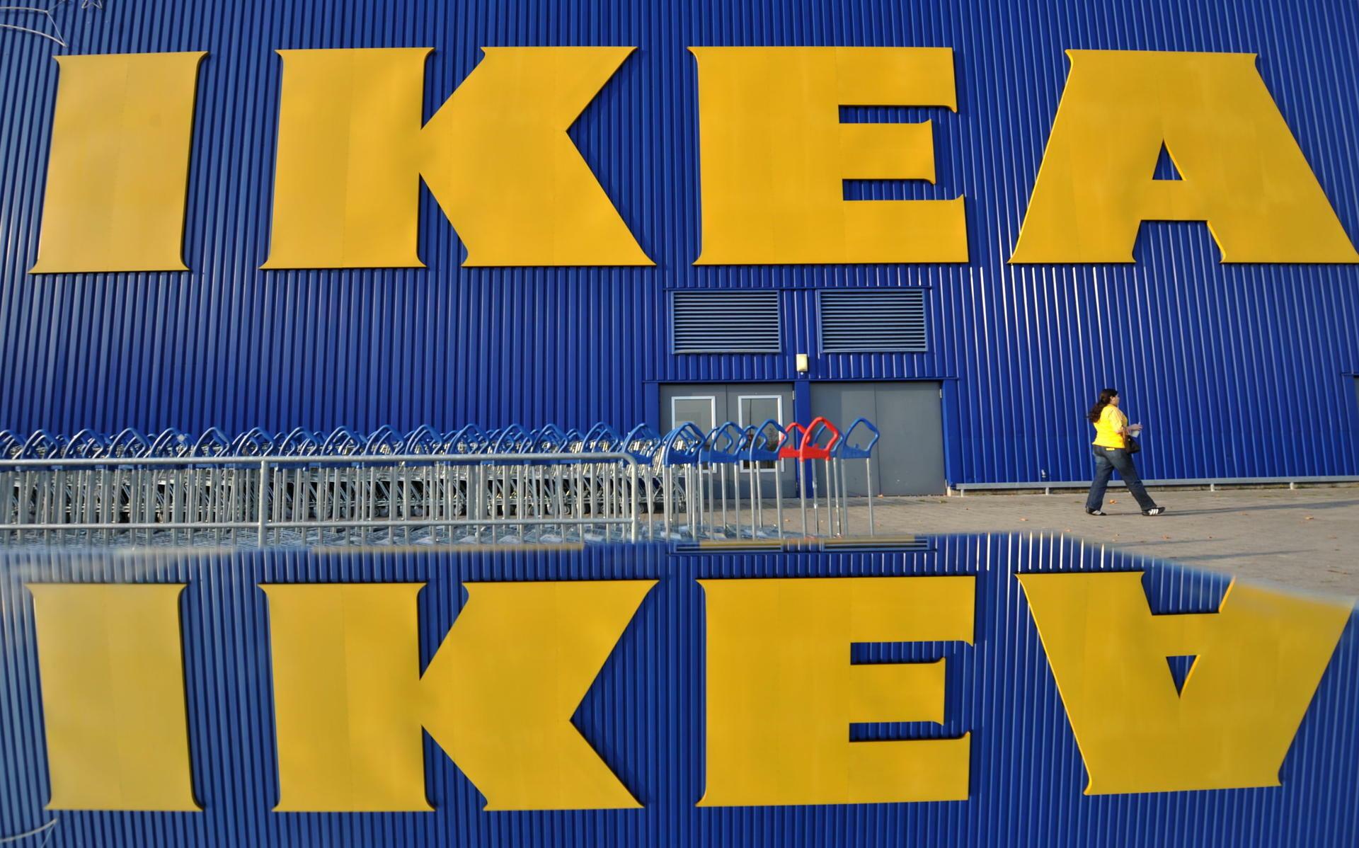 Möbelhändler China Geschäft Beschert Ikea Rekordzahlen