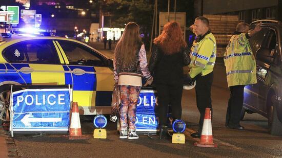 Terrorismus: Britische Parteien unterbrechen Wahlkampf nach Manchester-Explosion