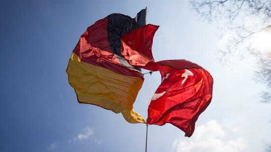 Erdogan wirft Deutschland Beihilfe zum Terror vor