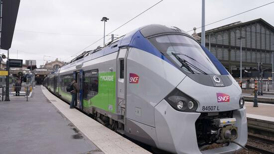 Alstom frankreich