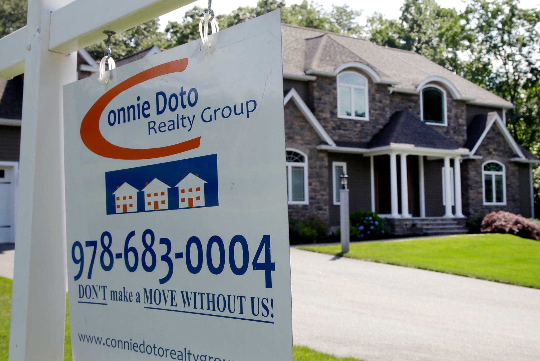 US-Immobilienmarkt geht erneut zurück