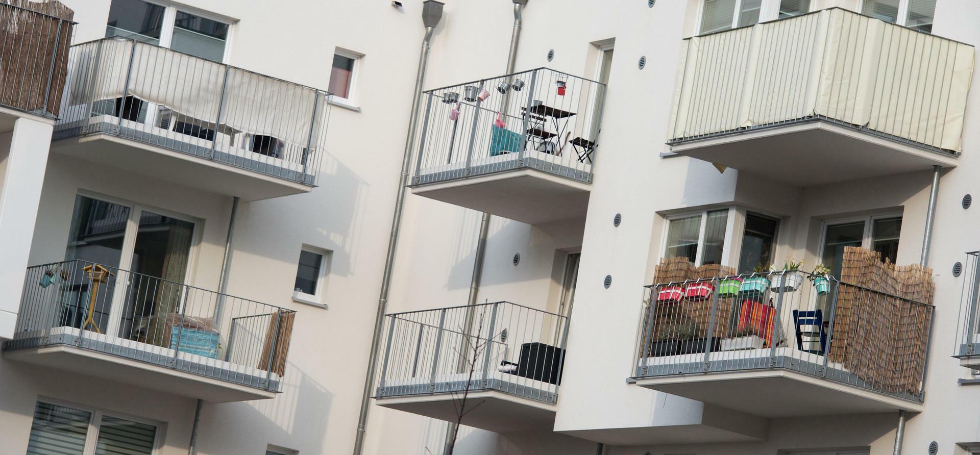 Immobilien: Chinesen stechen deutsche Wohnungsriesen aus