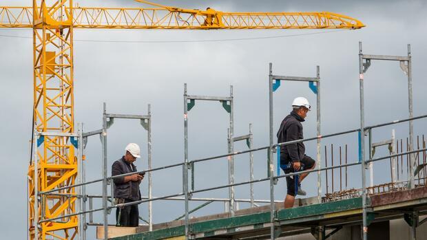Immobilien: Baufinanzierung: Der Nullzins rückt immer näher