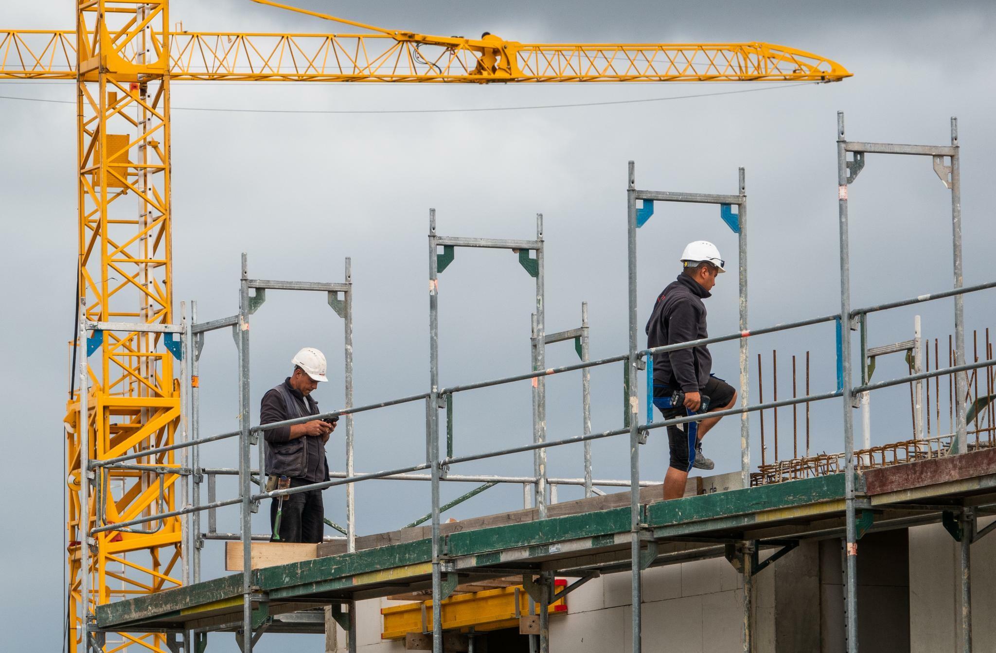 Baufinanzierung: Der Nullzins rückt immer näher
