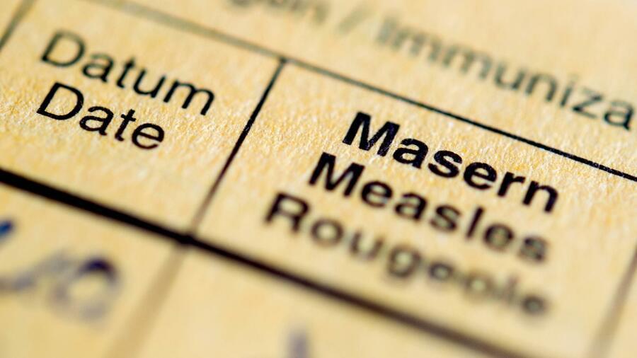 Die Masern-Impflicht ist ein richtiger Schritt