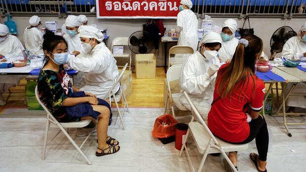 Corona-Impfstoff Sinovac: Problem für Asiens Schwellenländer
