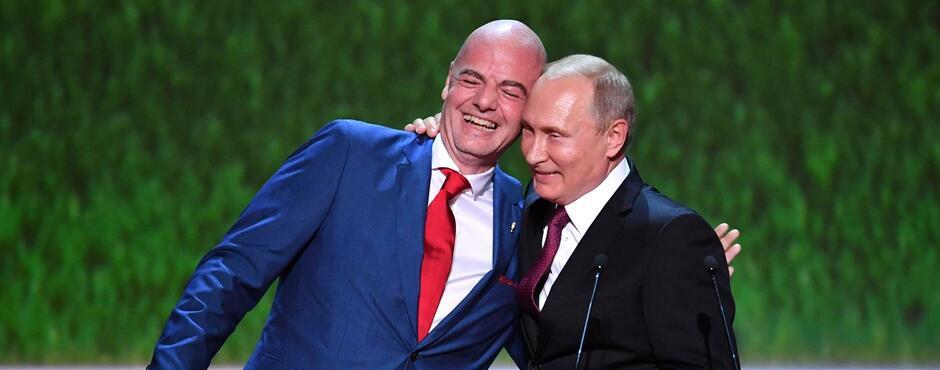 Vor Dem Finale Wm Fazit Russland Schiedsrichter Und