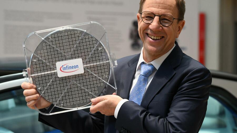 El fabricante de chips se ha centrado con éxito en nichos.  Fuente: Reuters