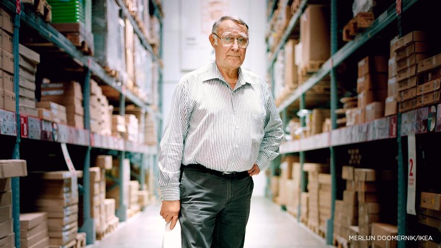 Schwedische Möbelkette Das Erbe Des Ikea Gründers Ingvar Kamprad