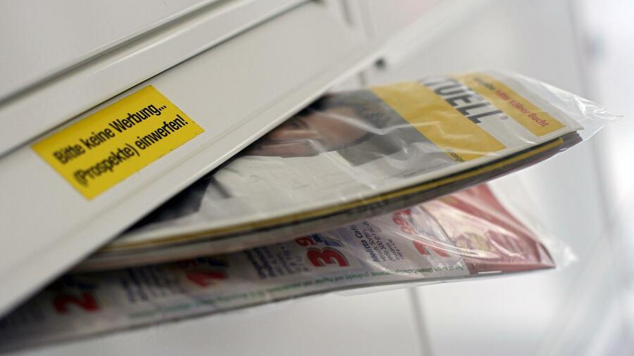 """Deutscher Post droht Ärger wegen """"Einkauf Aktuell"""": Initiative will gegen Werbesendung klagen"""