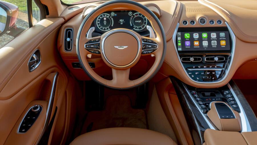Aston Martin Dbx 2020 Preis Ps Leistung
