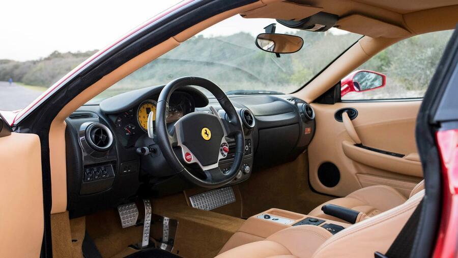 Ferrari F430 F1 Coupe Trumps Ferrari Bringt Weniger Als Erhofft