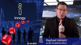 Analyser to Go: Innogy halten, nicht verkaufen