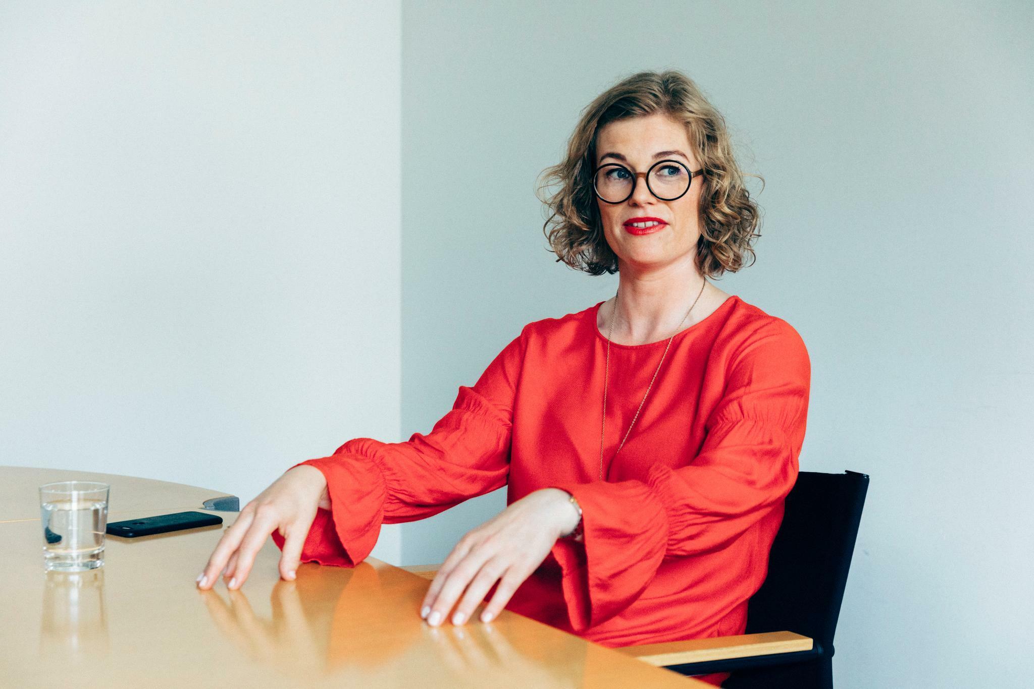 Insa Klasing: Ein Chef muss nur zwei Stunden am Tag führen