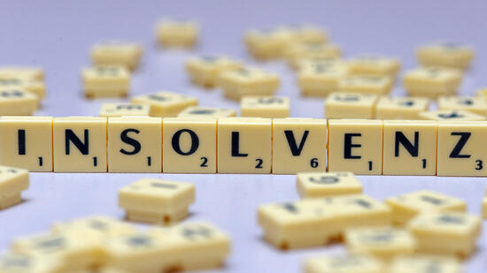 Insolvenz im Scrabble
