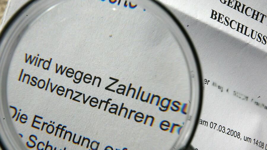 Firmenpleiten In Deutschland Auf Dem Niedrigsten Stand Seit 1994