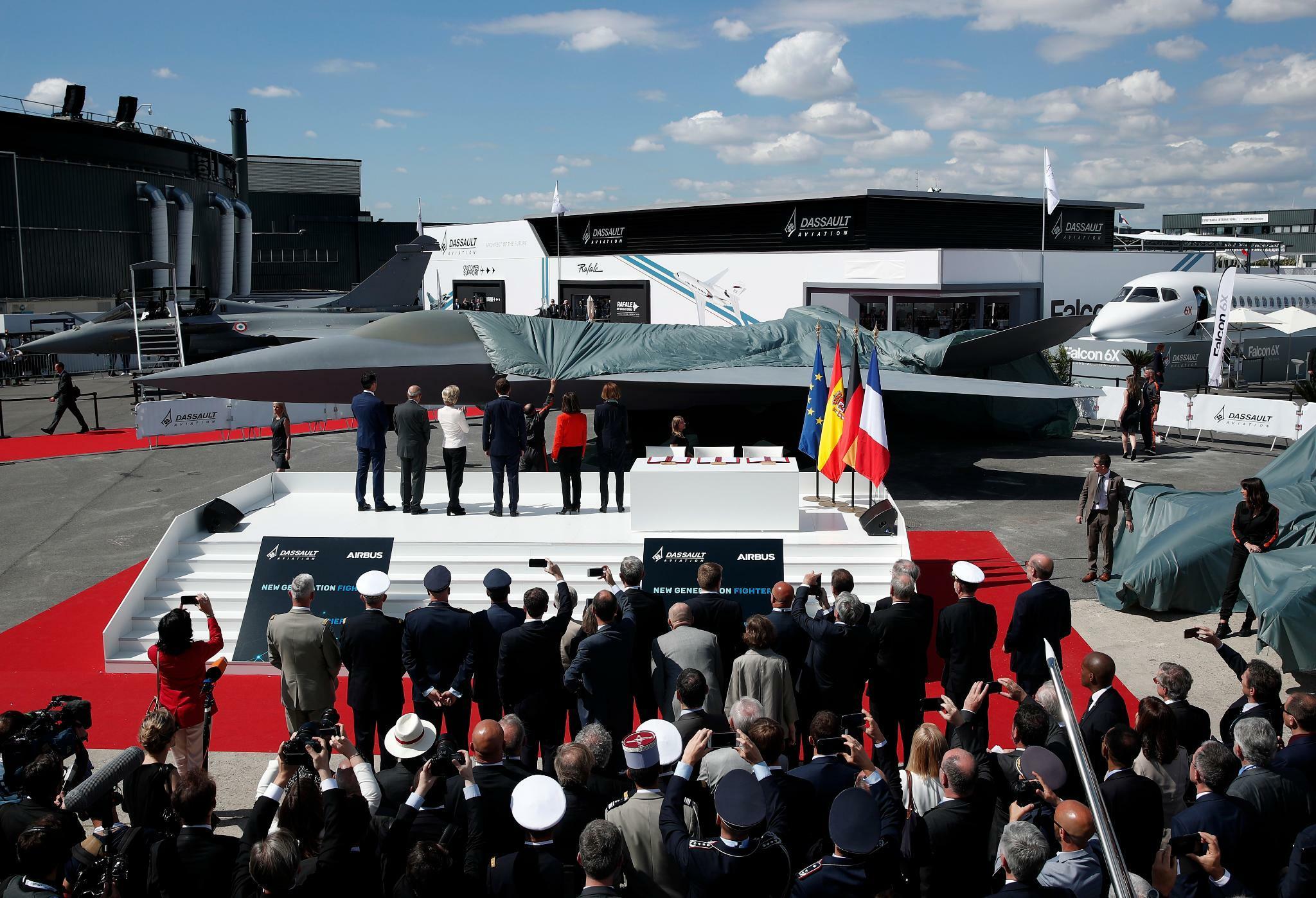 Deutschland und Frankreich bremsen die Rüstungsprojekte