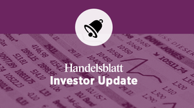E-Mail-Newsletter: Investors Update