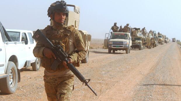 Irak: Letzte Kleinstadt vom IS zurückerobert
