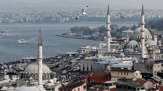 IS-Verdächtige in Istanbul und Ankara festgenommen