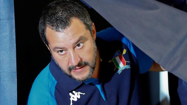 Europawahl: Rechtspartei von Salvini holt die Mehrheit in Italien