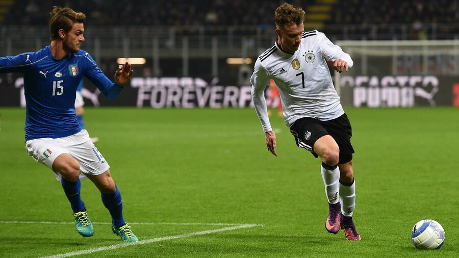 stand deutschland gegen italien