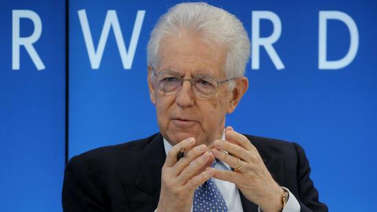 """Mario Monti: """"Die Kommission muss sich mehr engagieren"""""""