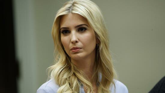 Trumps Tochter Ivanka wird Angestellte im Weißen Haus