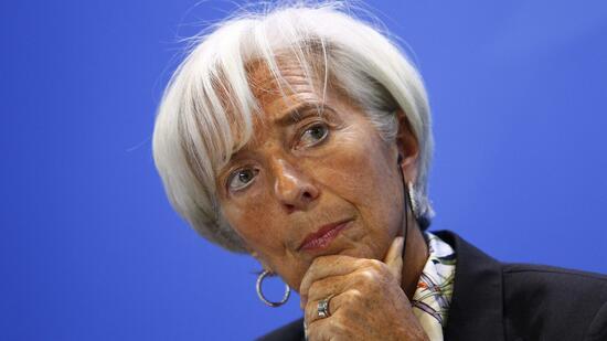 Deutschland: Lagarde:Deutschland muss seine Überschüsse investieren