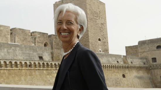 Wirtschaft | IWF fordert von Deutschland höhere Löhne und Steuerentlastungen