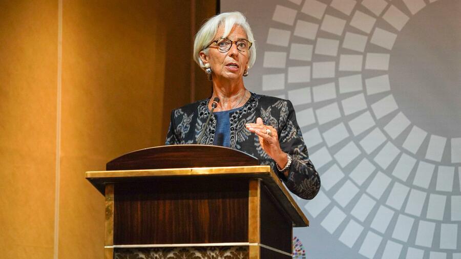 Tagung auf Bali - IWF-Chefin Lagarde fährt Donald Trump in die Parade