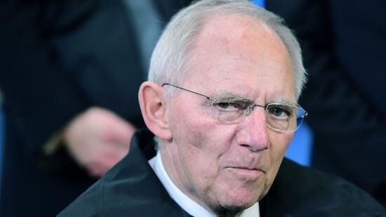 Griechenland-Hilfe : Schäuble erwartet IWF-Beteiligung